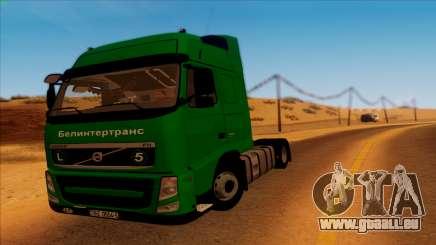 Volvo FH16 für GTA San Andreas