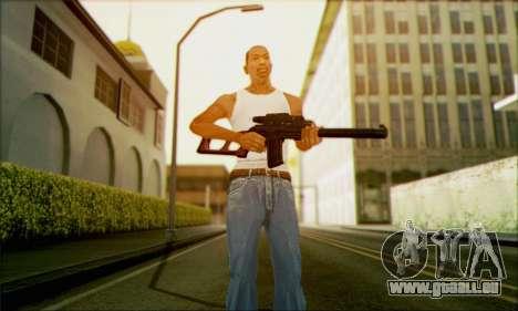 VSS Vintorez-tactique pour GTA San Andreas