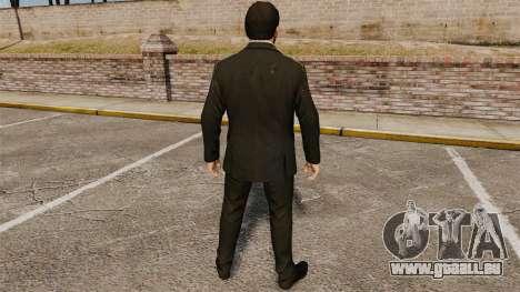 Michael de Santa pour GTA 4 secondes d'écran