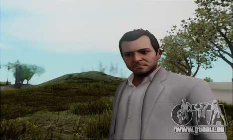 Trevor, Michael, Franklin pour GTA San Andreas deuxième écran