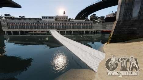 Bohan-Dukes Off Road Track pour GTA 4 septième écran