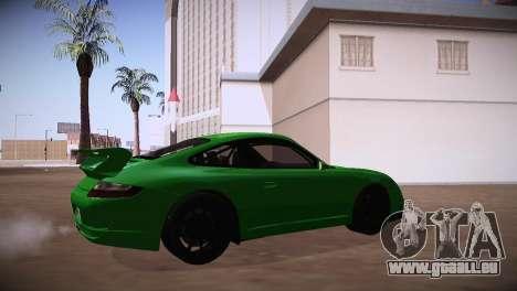 Porsche 911 TT Ultimate Edition pour GTA San Andreas vue de droite