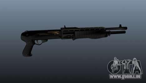 Schrotflinte Halbwertszeit für GTA 4 dritte Screenshot