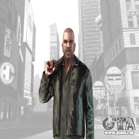 Écrans de chargement, The Lost and Damned pour GTA 4 secondes d'écran