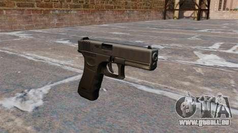 Ladewagen Pistole Glock 17 für GTA 4