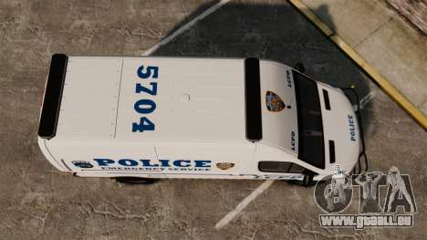 Mercedes-Benz Sprinter 3500 Emergency Response pour GTA 4 est un droit