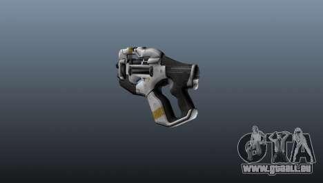 M358 Gun Talon pour GTA 4 secondes d'écran