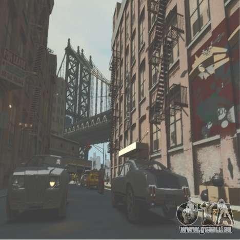 Farbe-Boot-Bildschirm für GTA 4 Sekunden Bildschirm