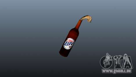 Cocktail Molotov-Miller Lite- pour GTA 4