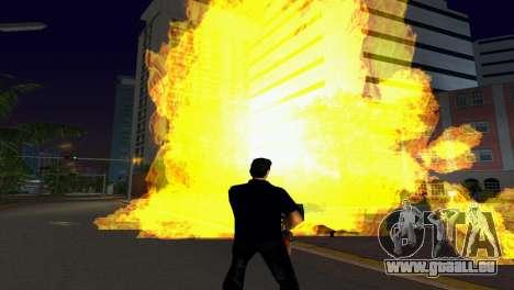 Nouveaux effets graphiques v.2.0 pour le quatrième écran GTA Vice City