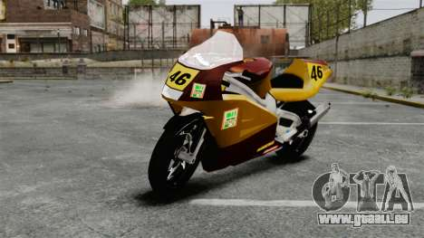 NRG500 pour GTA 4