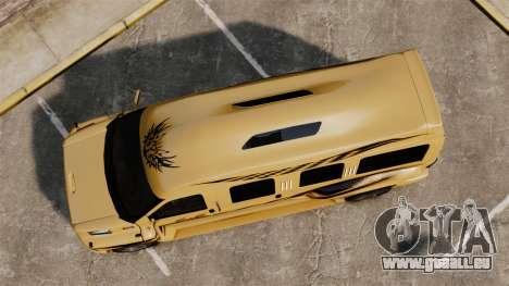 GMC Business superstar für GTA 4 rechte Ansicht