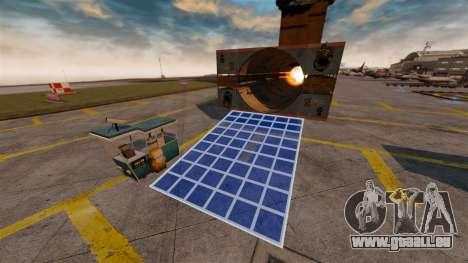 Pistolet d'hélicoptère pour GTA 4 secondes d'écran