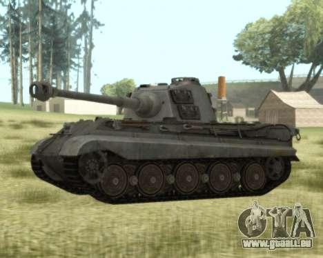 PzKpfw VIB Tiger II für GTA San Andreas