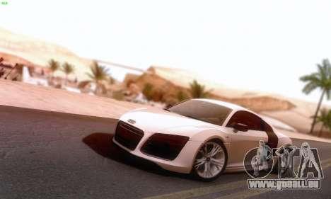 ENBSeries SA_PGAD von ArturIce v1. 0 für GTA San Andreas achten Screenshot