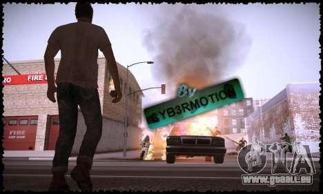 Trevor, Michael, Franklin für GTA San Andreas sechsten Screenshot