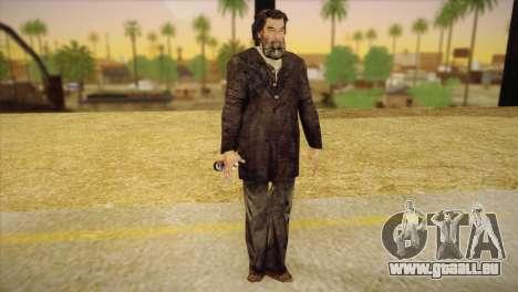 Saddam Hussein pour GTA San Andreas