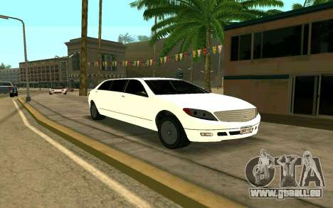 Stretch from GTA 4 pour GTA San Andreas