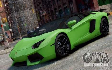 Lamborghini Aventador LP760-4 Oakley Design pour GTA 4