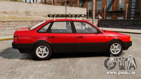 Volkswagen Passat B3 1995 für GTA 4 linke Ansicht