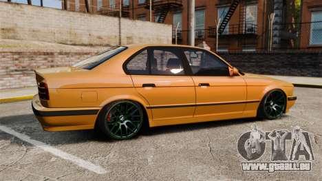 BMW M5 1995 für GTA 4 linke Ansicht