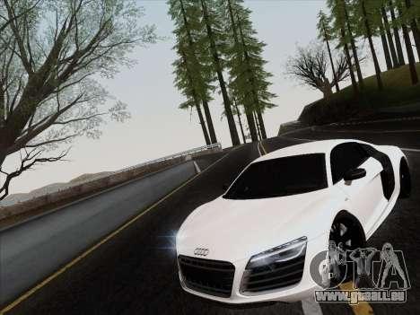 Audi R8 V10 Plus für GTA San Andreas