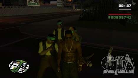 Schlagring für GTA San Andreas sechsten Screenshot