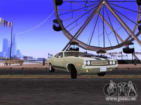SA_RaptorX v2.0 pour PC faible pour GTA San Andreas troisième écran