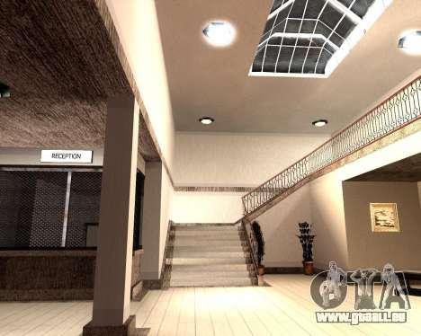Texture améliorée à Jefferson pour GTA San Andreas cinquième écran