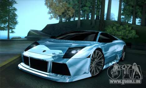 Lamborghini Murcielago GT Coloured für GTA San Andreas