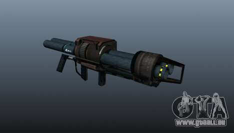 Halo-Raketenwerfer für GTA 4 Sekunden Bildschirm