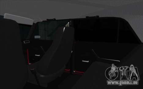 VAZ 2107 für GTA San Andreas Motor