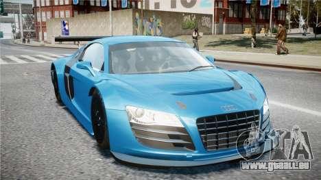 Audi R8 LMS für GTA 4