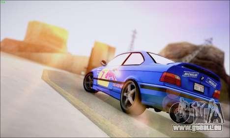 Reflective ENBSeries v1.0 pour GTA San Andreas troisième écran