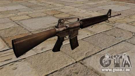M16A2 Sturmgewehr für GTA 4 Sekunden Bildschirm