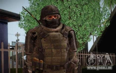 COD MW3 Heavy Commando für GTA San Andreas zweiten Screenshot