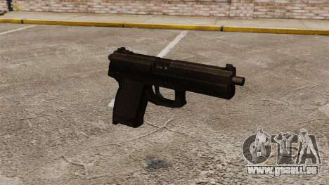 H & K MK23 Socom halbautomatische Pistole für GTA 4