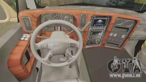 GMC Business superstar für GTA 4 Rückansicht