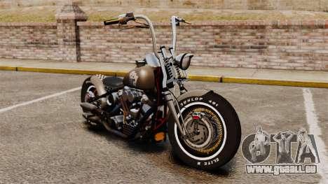 Harley-Davidson Knucklehead v2 für GTA 4