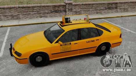 Echte Werbung auf Taxis und Busse für GTA 4