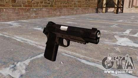 Halbautomatische Pistolen Kimber für GTA 4