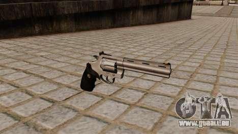 Revolver Colt Anaconda pour GTA 4