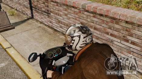Une collection de casques Arai v1 pour GTA 4 sixième écran