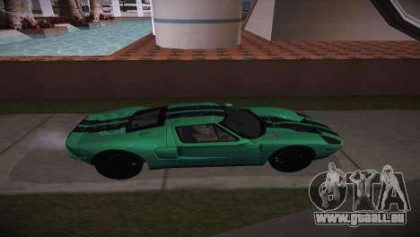 Ford GT TT Ultimate Edition für GTA San Andreas linke Ansicht