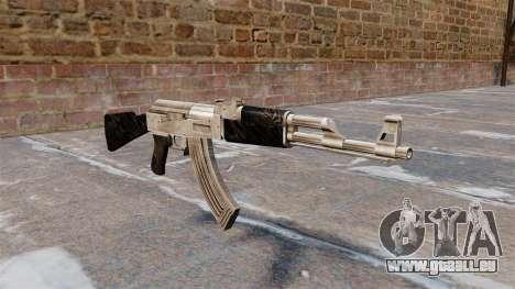 Mise à jour de AK-47 pour GTA 4
