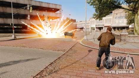 M79 Granatwerfer für GTA 4 weiter Screenshot