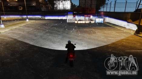 Nouvelle v1.2 de phares au xénon pour GTA 4 secondes d'écran