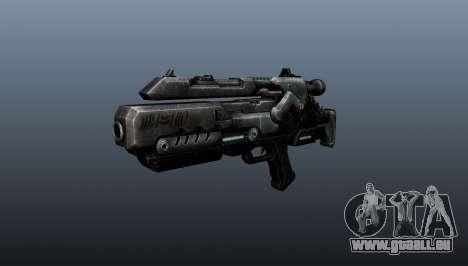 Chakram Launcher für GTA 4
