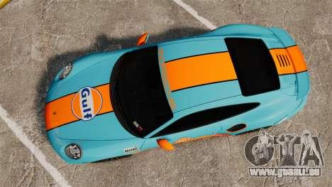 Porsche 911 Turbo 2014 [EPM] Gulf für GTA 4 rechte Ansicht