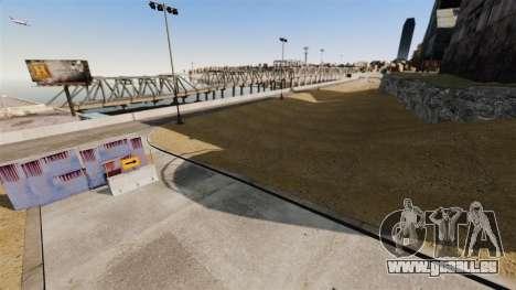 Bohan-Dukes Off Road Track pour GTA 4 troisième écran